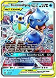 Blastoise & Piplup Tag Team GX - 38/236 - Ultra Rare