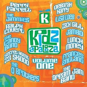 Kidzapalooza, Vol. 1