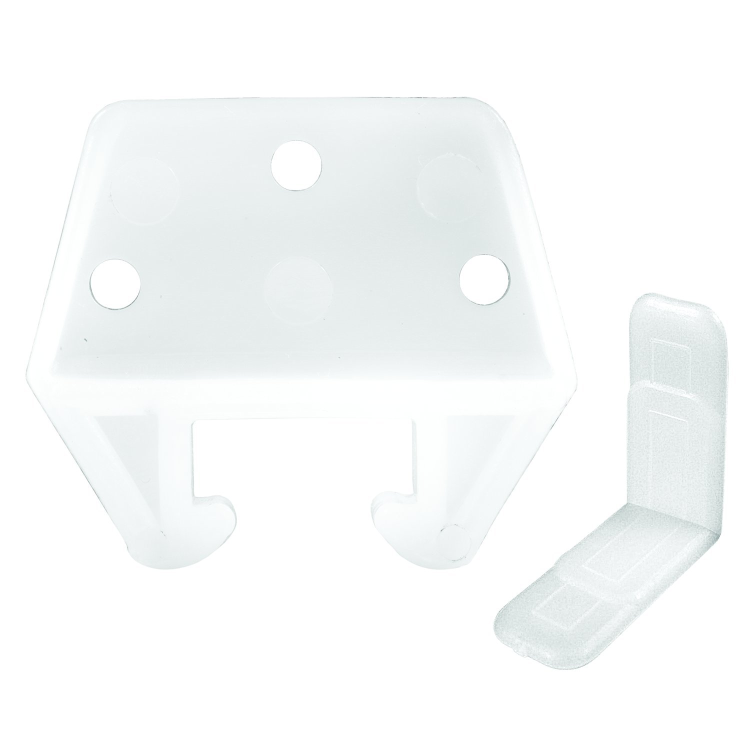 Prime-Line Products R 7223 Drawer Track Guide and Glides,(Pack of 2)