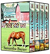 Amish Quilters: Amish Christian Romance Collection: The Quilter's Son: 4 Book BOXED SET