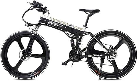 Bicicleta eléctrica plegable Bicicleta de carretera Adulto ...