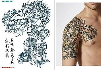 drachen tattoo vorlagen unterarm