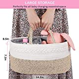ABenkle Baby Diaper Caddy Organizer for