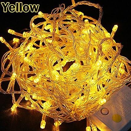 Feifeier Christmas Led Light String Fairy Lights Led Rope Light 10m 100 Led Lighting For Wedding