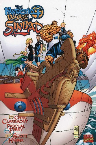Read Online Fantastic 4th Voyage of Sinbad, Edition# 1 pdf