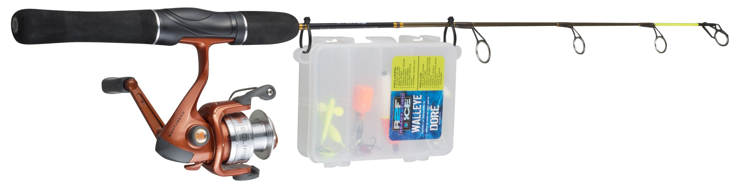 Celsius R2f Multi Species 27'' Med/Hvy CR2F-MS/ICE Rod/Reel Combo With Kit