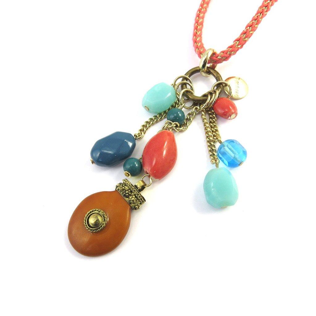 Desigual Creator collar Desigual multicolored. M3294