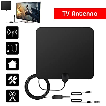 Review HD TV Antenna 80