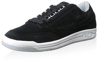 Fila Men's Original Tennis Sneaker, Black, 11.5 M US: Amazon