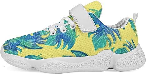 Jeffers, zapatos deportivos transpirables de malla, zapatillas deportivas al aire libre, para entrenamiento cruzado, gimnasio, calzado para niños, Infantil, blanco, 27: Amazon.es: Deportes y aire libre