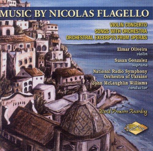 Flagello: Violin Concerto / Or...