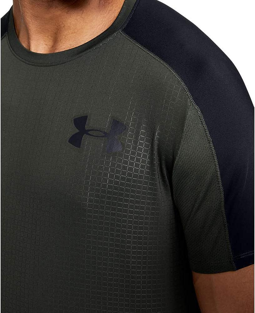 Maglietta a Maniche Corte Uomo Mk1 Under Armour