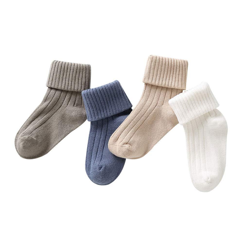 Vivobiniya Baby Socks Toddler boy and Girl Autumn//winter Cotton socks