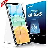 【2019年9月最新版】 iPhone 11 ガラスフィルム TopACE iPhone11 6.1インチ フィルム 日本旭硝子製 気泡防止 自動吸着 防指紋 iPhone 11/iPhone XR 対応【2枚セッ】
