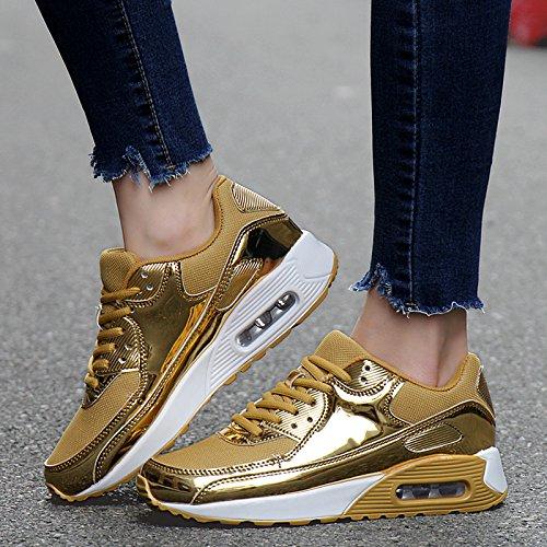 NGRDX&G Damen Turnschuhe Damenschuhe Der Frauen Der Flachen Schuhe Der Beiläufigen Schuhe Der Schuhe Im Freien Beschuht Die Schuhe Der Sportschuhe Der Frauen