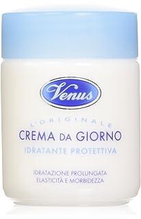 venus crema viso  VENUS Crema per il viso idratante da giorno 50 ml: : Bellezza
