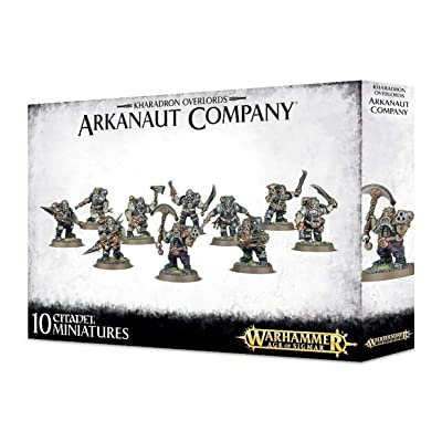 "Games Workshop 99120205020"" Kharadron Overlords Arkanaut Company: Toys & Games"