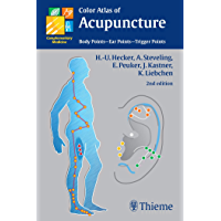 Color Atlas of Acupuncture: Body Points - Ear