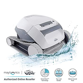 Dolphin E10 Pool Vacuum Cleaner