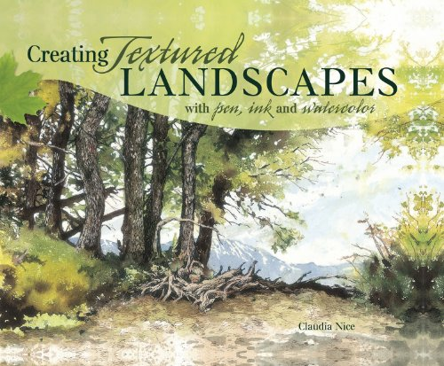 Pdf History Creating Textured Landscapes with Pen, Ink and Watercolor