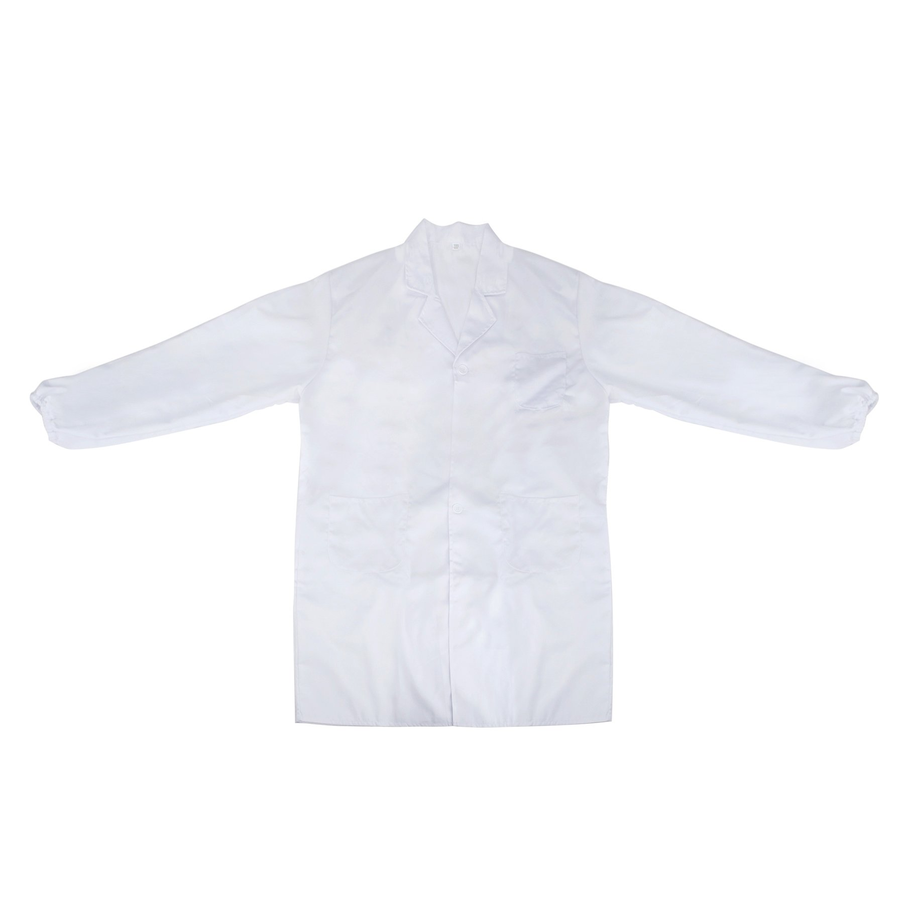 TopTie Kids White Lab Coats Child Costume for Scientists or Doctors-White-10/12