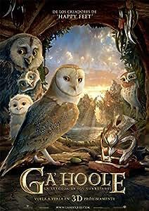 Ga'Hoole: La Leyenda De Los Guardianes [Blu-ray]