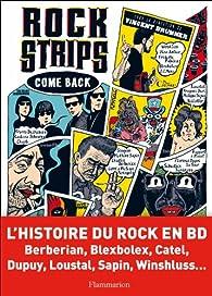 Rock Strips come back par Vincent Brunner
