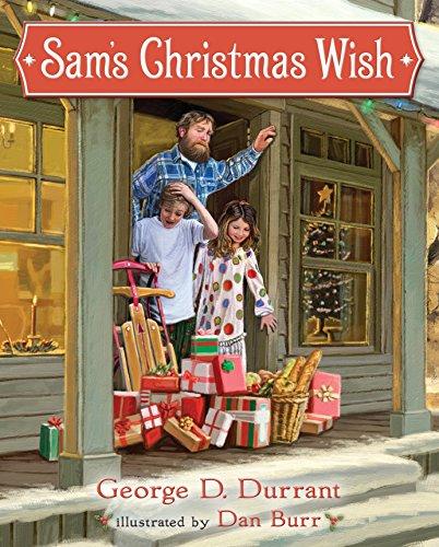Sam's Christmas Wish [George Durrant] (Tapa Dura)