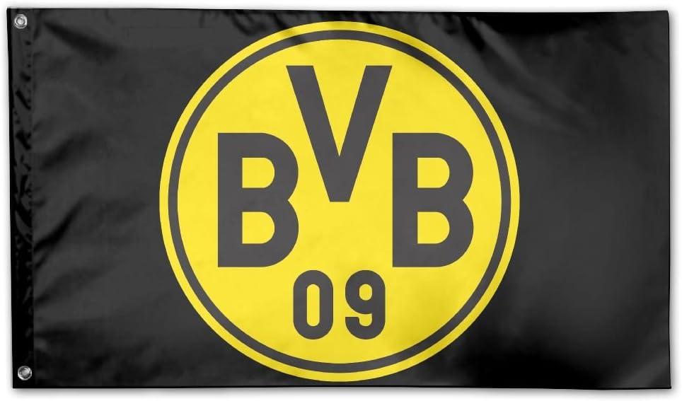Vcu Borussia Dortmund House Flag Garden Flag Yard Banner Garden Flag 3 X 5 Amazon Ca Patio Lawn Garden