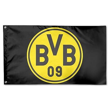 Vcu Borussia Dortmund House Flag Garden Flag Yard Banner Garden Flag 3 X 5 Amazon In Garden Outdoors