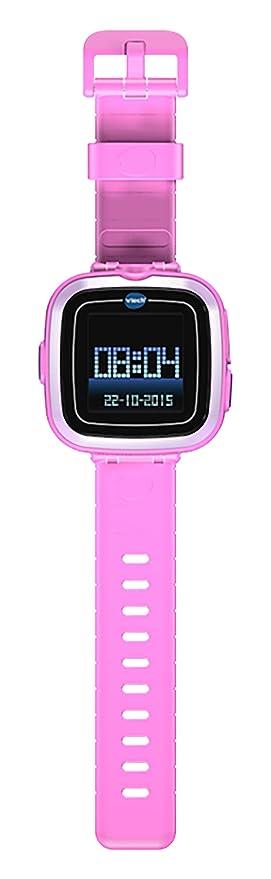 VTech Kidizoom - SmartWatch para niños, Rosa (80-155714) (versión en alemán)