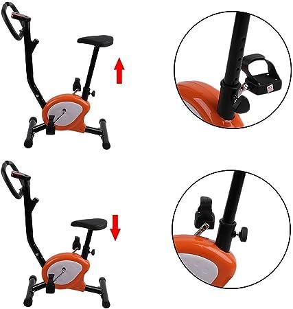 Bicicleta estática de OUTAD para interior, para un ejercicio ...