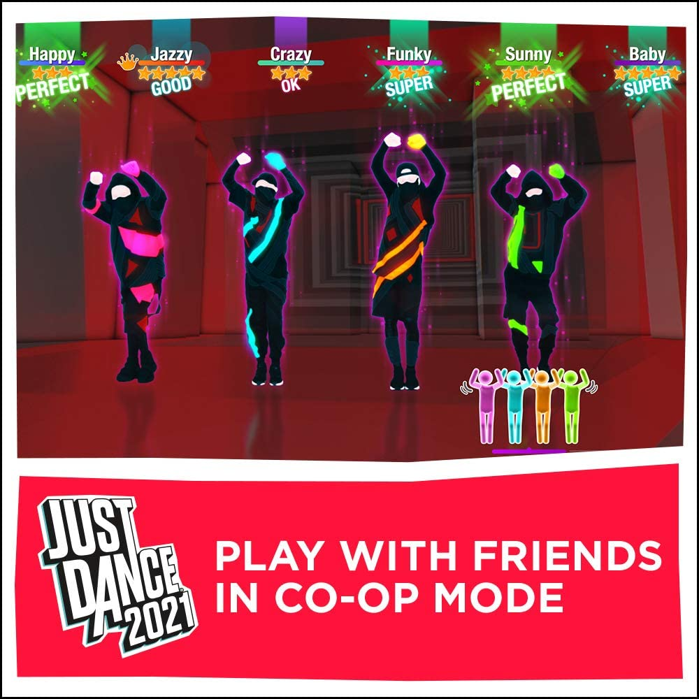 Just Dance 2021 Nintendo Switch Edition Amazon Ca Computer And Video Games Find out what's included and order online. just dance 2021 nintendo switch