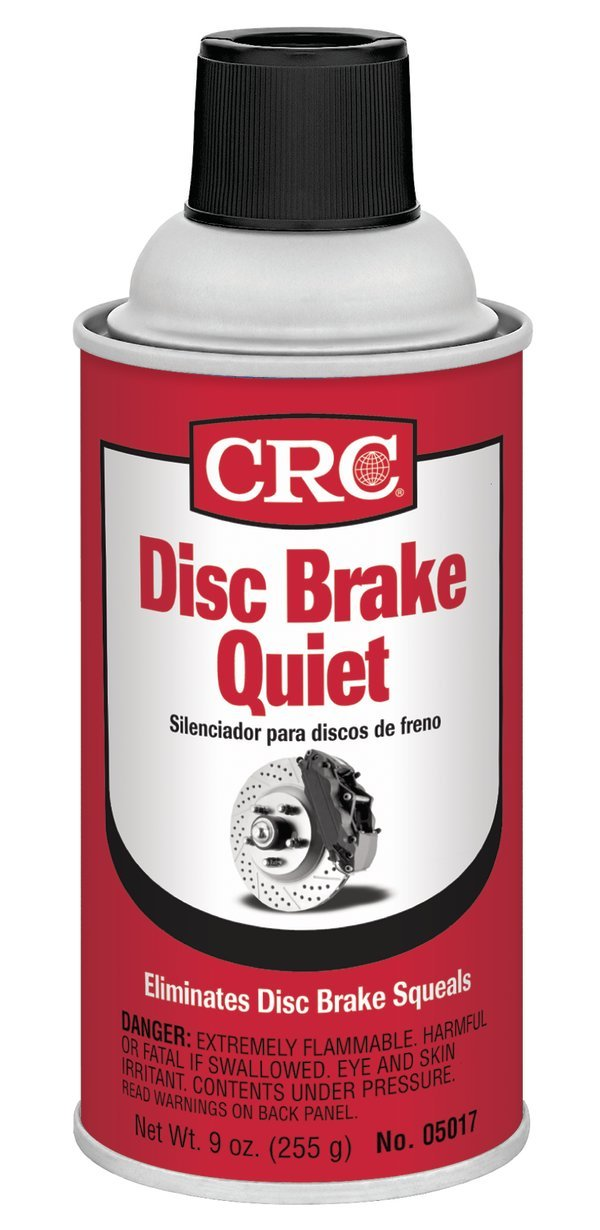 CRC 05017 Disc Brake Quiet - 9 Wt Oz.