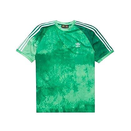 0931ffd9e950b adidas Mens Pharrell Williams hu Holi Tee - Green CW9100 (M)