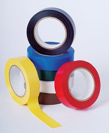 10 Pack PVC Cinta Aislante (10 m x 15 mm Selección de Colores (Gris): Amazon.es: Juguetes y juegos