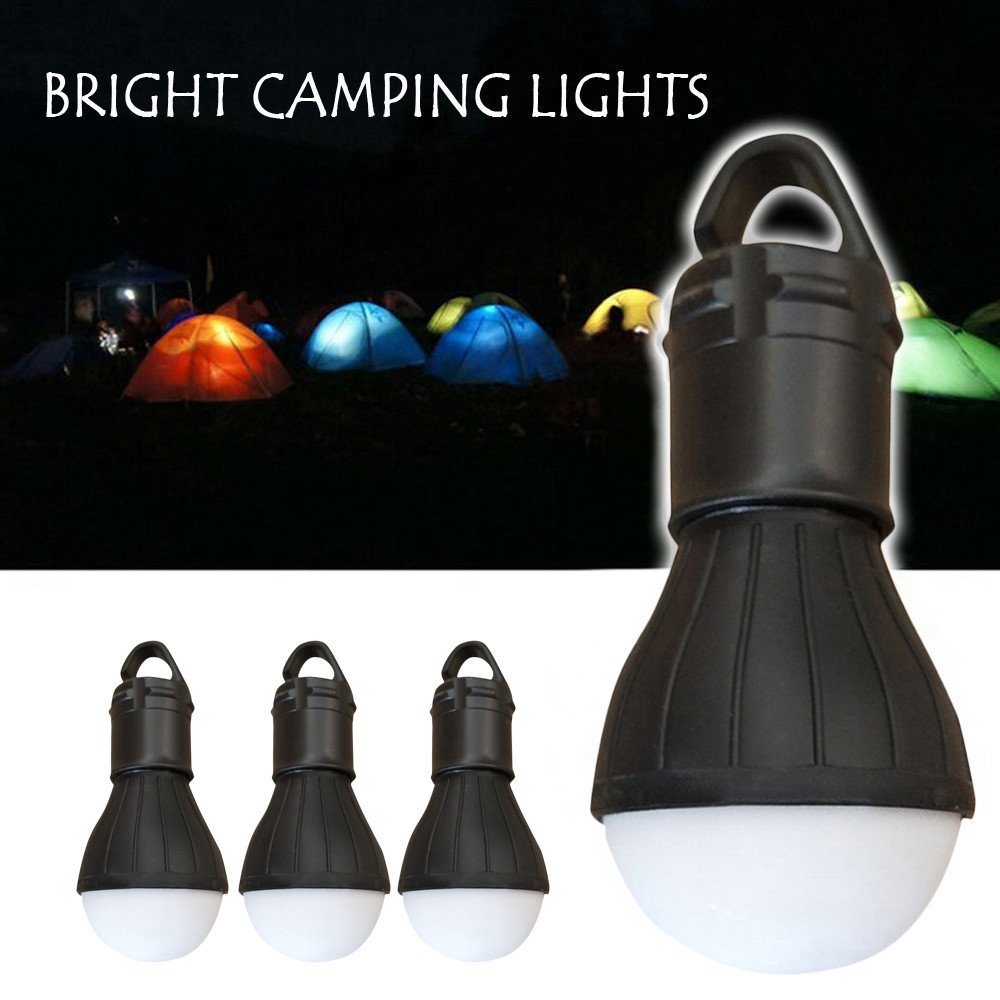 Camping Light Outdoor Emergency Lamp,Outsta LED Camping Hike Tent Fishing Lantern Hanging Light (Bright)