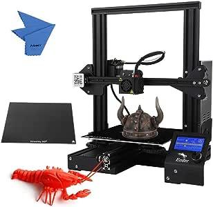 Creality 3D Ender-3X Impresora 3D (Versión Mejorada) de alta ...