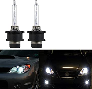 Replacement Replace D4S D4R D4C HID Xenon Headlight For Light Bulb Lamp 2x 4300K
