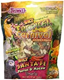 F.M. Brown Tropical Carnival Spicy Santa Fe Parrot Treat
