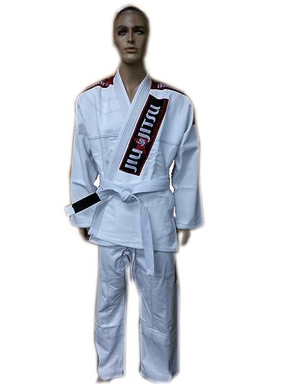 Woldorf USA BJJ Kimono Jiu Jitsu Uniform for Competition size 3 A1