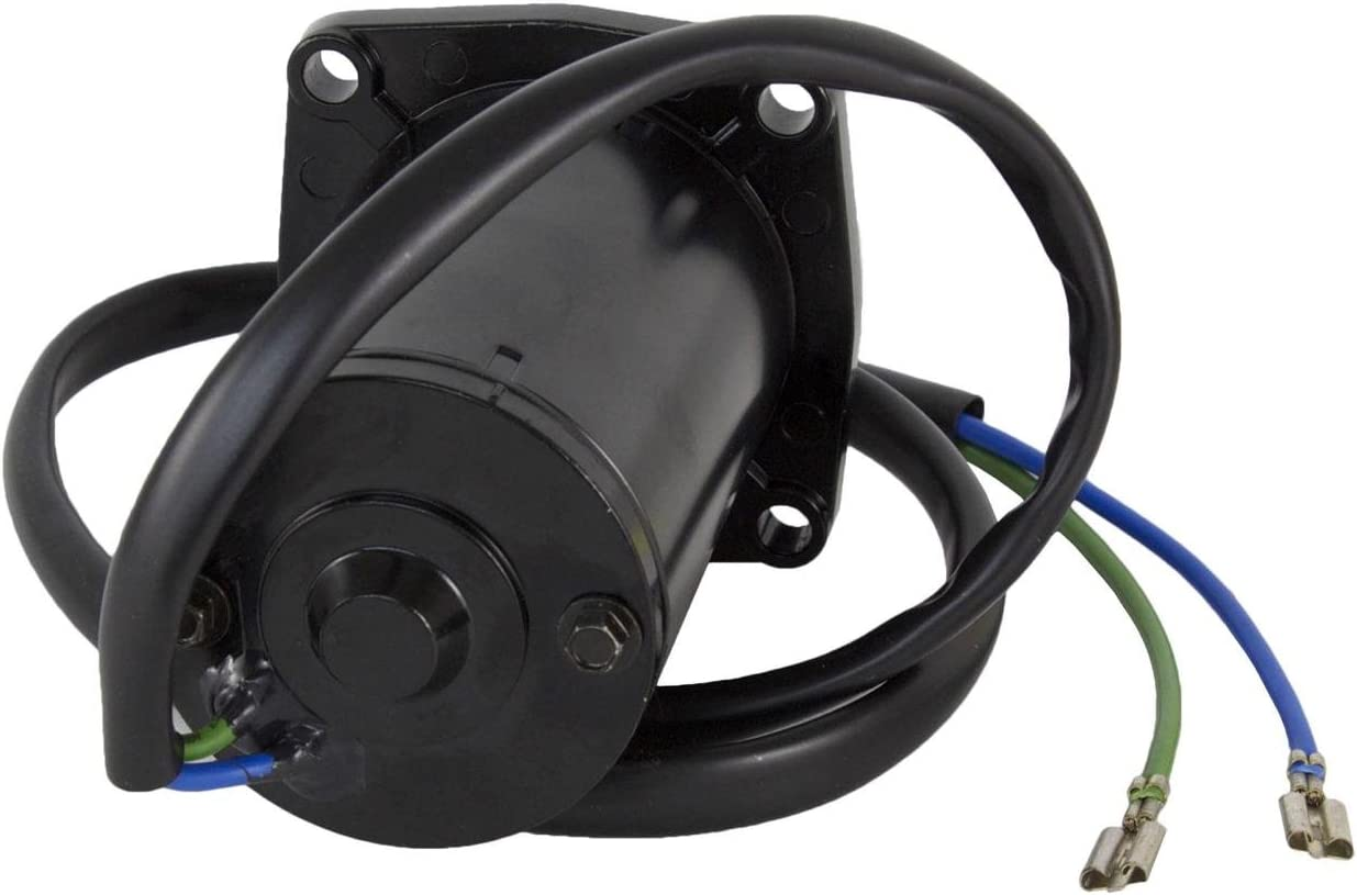 UANOFCN New TILT Trim Motor FITS OMC EVINRUDE//Johnson 435532 437801 433226 40-48-50HP 1992-up