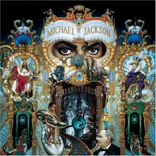 Dangerous by Jackson, Michael (1991) Audio CD