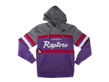 brand new 357ef 29f83 Amazon.com : Mitchell & Ness Toronto Raptors Head Coach ...