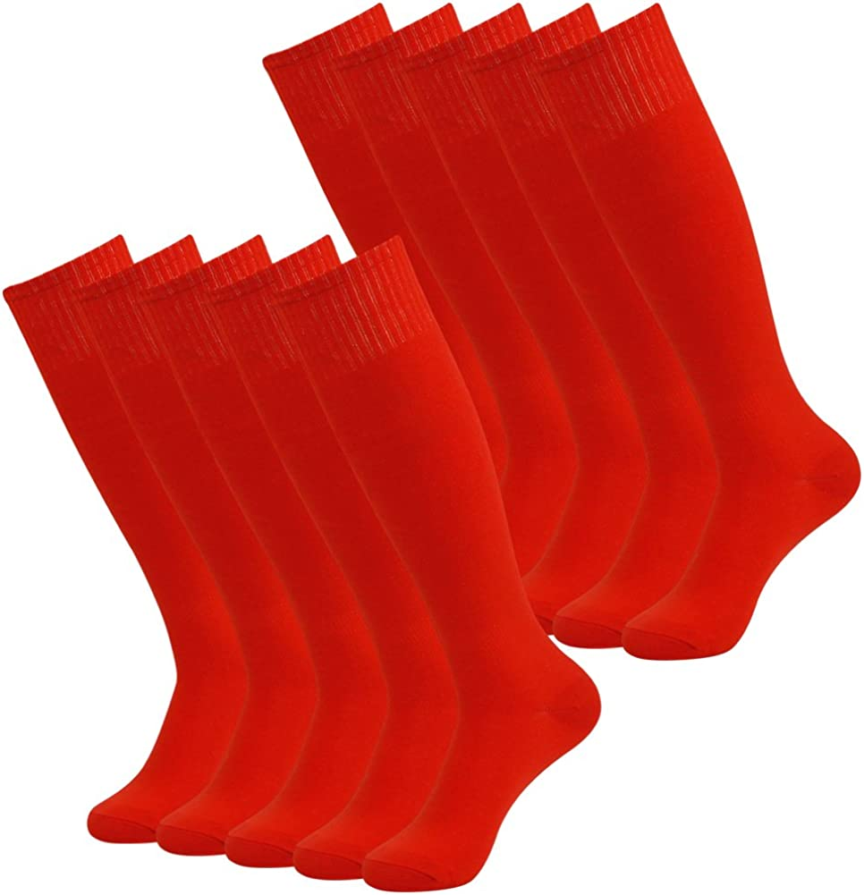 ADIDAS Field Soccer Socks Multiple Colors and Sizes Youth Adult White Blue Red