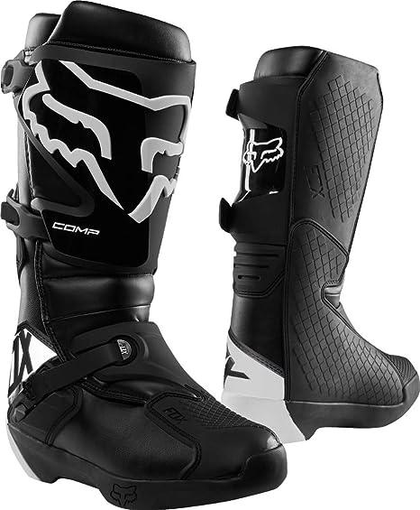 Speed MaxX HIVIZ /& Black HIGH TECH Mens Motorbike Motorcycle Motocross CE Racing Leather Long Shoes//Boots 7 UK