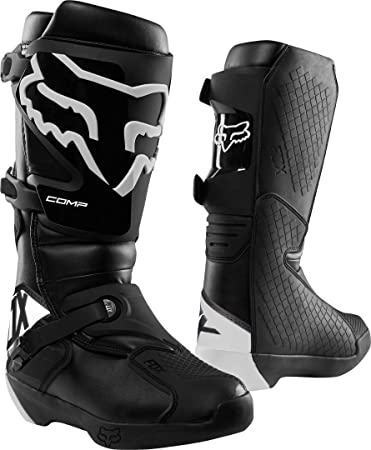 Fox Racing Comp Men's Off Road Motorcycle Boots Black 10