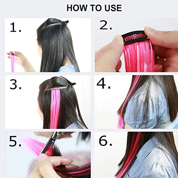 Real Hot 10pcs Curly Wavy Clip In Hair Extensions Hair Pieces For