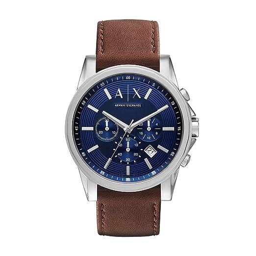Reloj Emporio Armani para Hombre AX2501: Armani Exchange: Amazon.es: Relojes