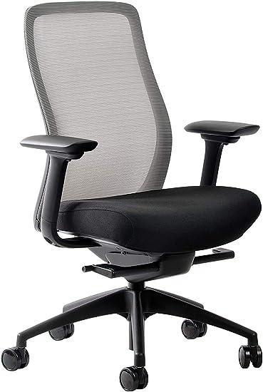 Amazon Com Eurotech Seating Vera Office Chair Black Furniture Decor